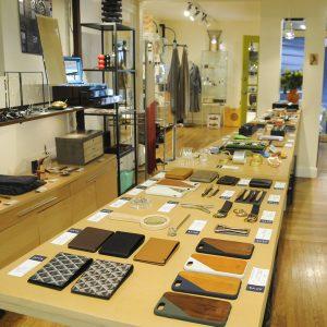 ATYS Interior of Store