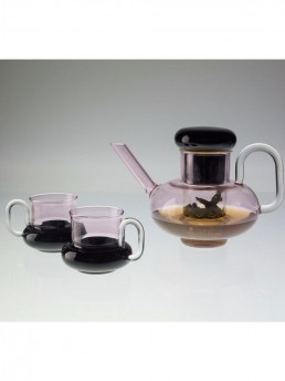 Bump Tea Pot & Cups By Tom Dixon