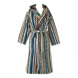 Hooded Bathrobe - Paul 170