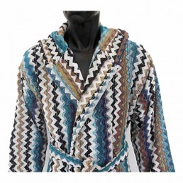 Missoni Hooded Bathrobe - Paul 170