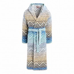 tolomeo 170 hooded bathrobe by Missoni Home