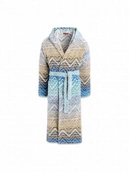 tolomeo 170 hooded bathrobe by Missoni Home