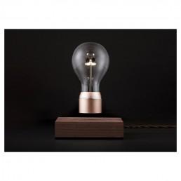 floating light bulb - buckminster