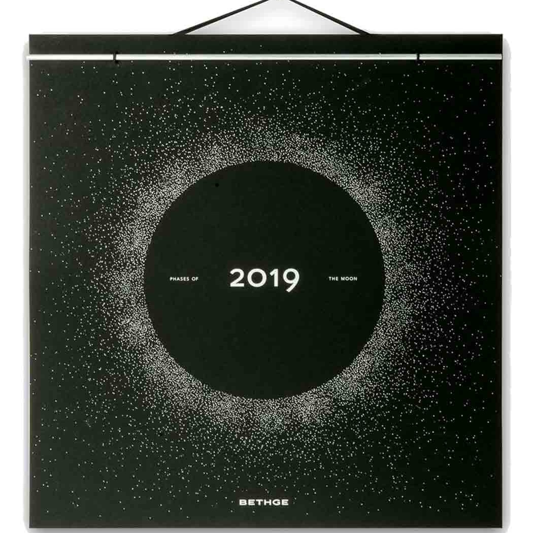 Phases Of The Moon Calendar 2019 Atys