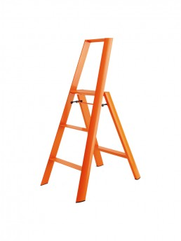 3-Step Stool - Orange