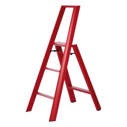 3-Step Stool - Red