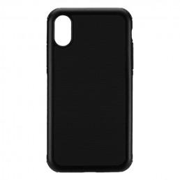Quattro Air iPhone X Case - Black - Frontside