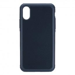 Quattro Air iPhone X Case - Blue - Frontside