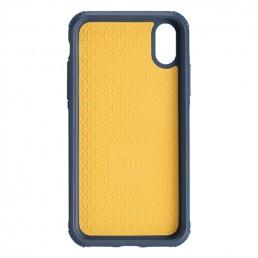 Quattro Air iPhone X Case - Blue - Backside