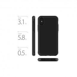 Quattro Air iPhone X Case - Dimensions Diagram