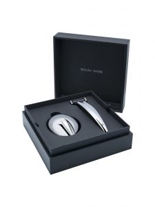 Razor Handle R1 - Chrome With Razor Stand Gift Set