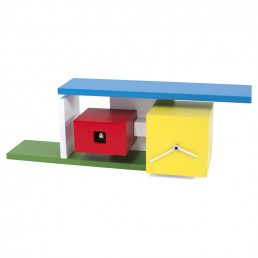 """Mies""Inspired Cuckko Clock"