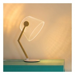 Ambient light ZIGGi Lamp by Bulbing