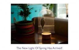 atys birdcage lamp studio cheha