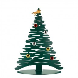 bark for christmas tree alessi matte green