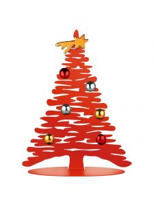 Bark for Christmas Red Short Alessi