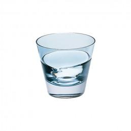 Indigo Duo Old Fashioned Glass