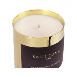 scented candle • black cashmere