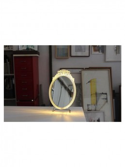 LED wall or table marra mirror