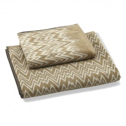 Vanni 481 Missoni Home 2pc Towel Set With Bath Towel and Hand Towel