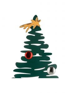 Bark for Christmas Matte Green Tall Alessi Detail