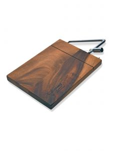 Acaica Cheese Cutting Board WIth Cutting Wire and Handle