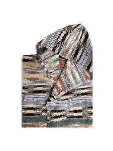 Colorful Missoni Ywan 165 Hooded Bathrobe