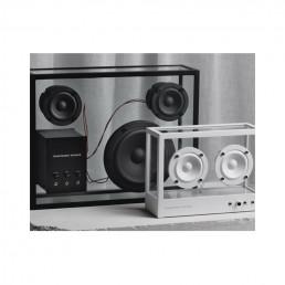 transparent speaker large small 1