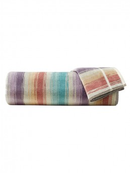 Yosef 159 2pc towel set missoni rolled 1