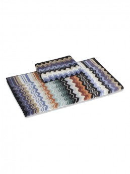 giacomo 165 2pc towel set missoni