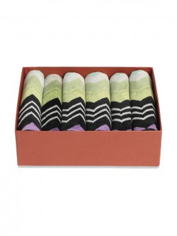 giacomo t59 face towel 6pc set missoni