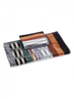 ywan 165 2pc towel set missoni