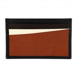 card case wallet hester van eeghen mocha
