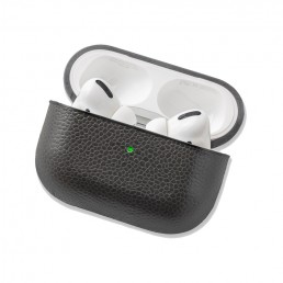 airpods pro case ash courant open